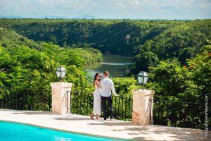 фотосессия в Доминикане в городе Альтос де Чавон